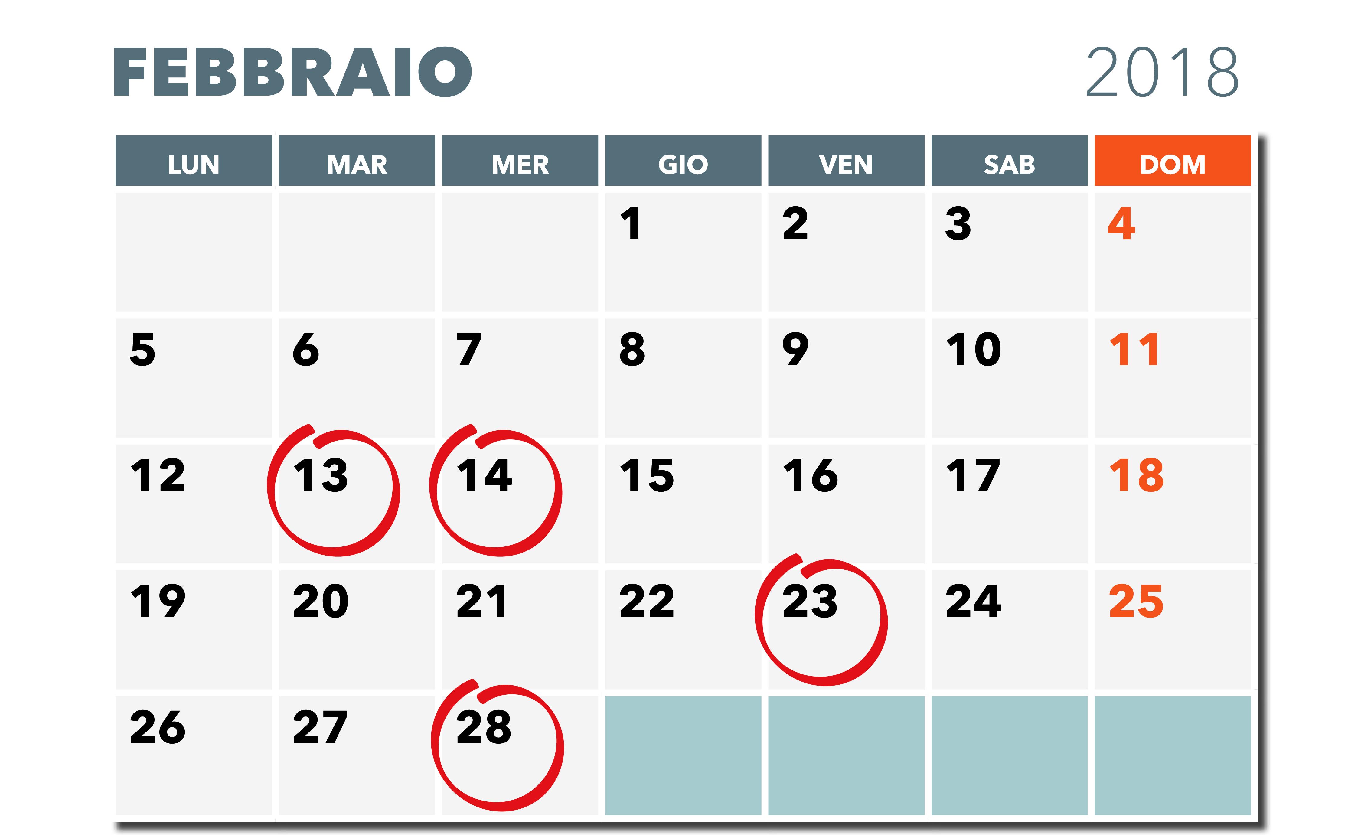 Calendario Elezioni.Calendario Adempimenti Elezioni Rsu 2018